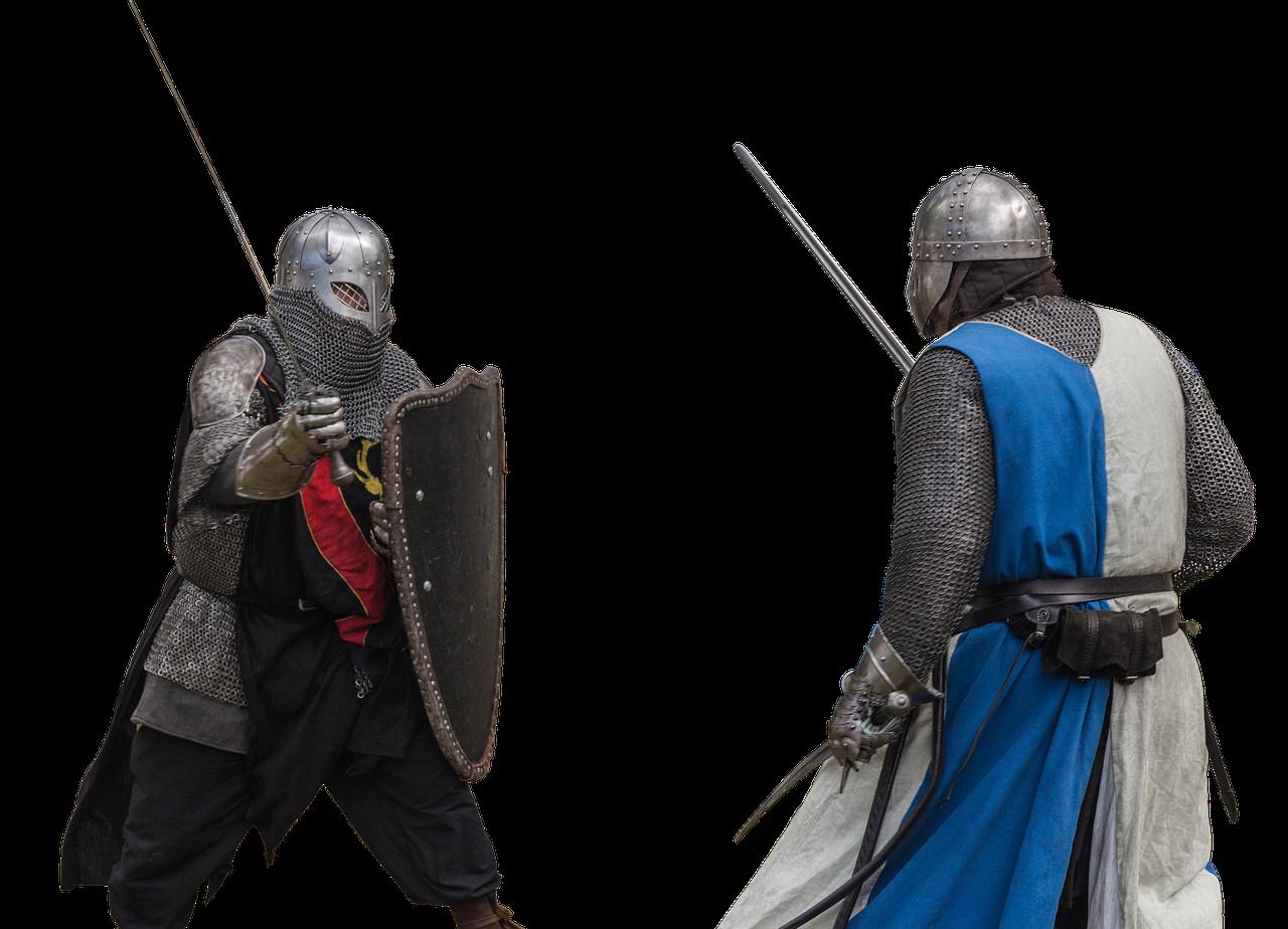 Męskie Imiona germańskie w średniowieczu