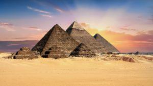 Imiona najstarszych władców Egiptu
