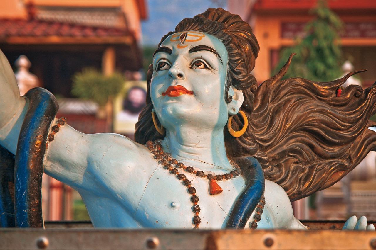 Imiona bóstw panteonu hinduistycznego