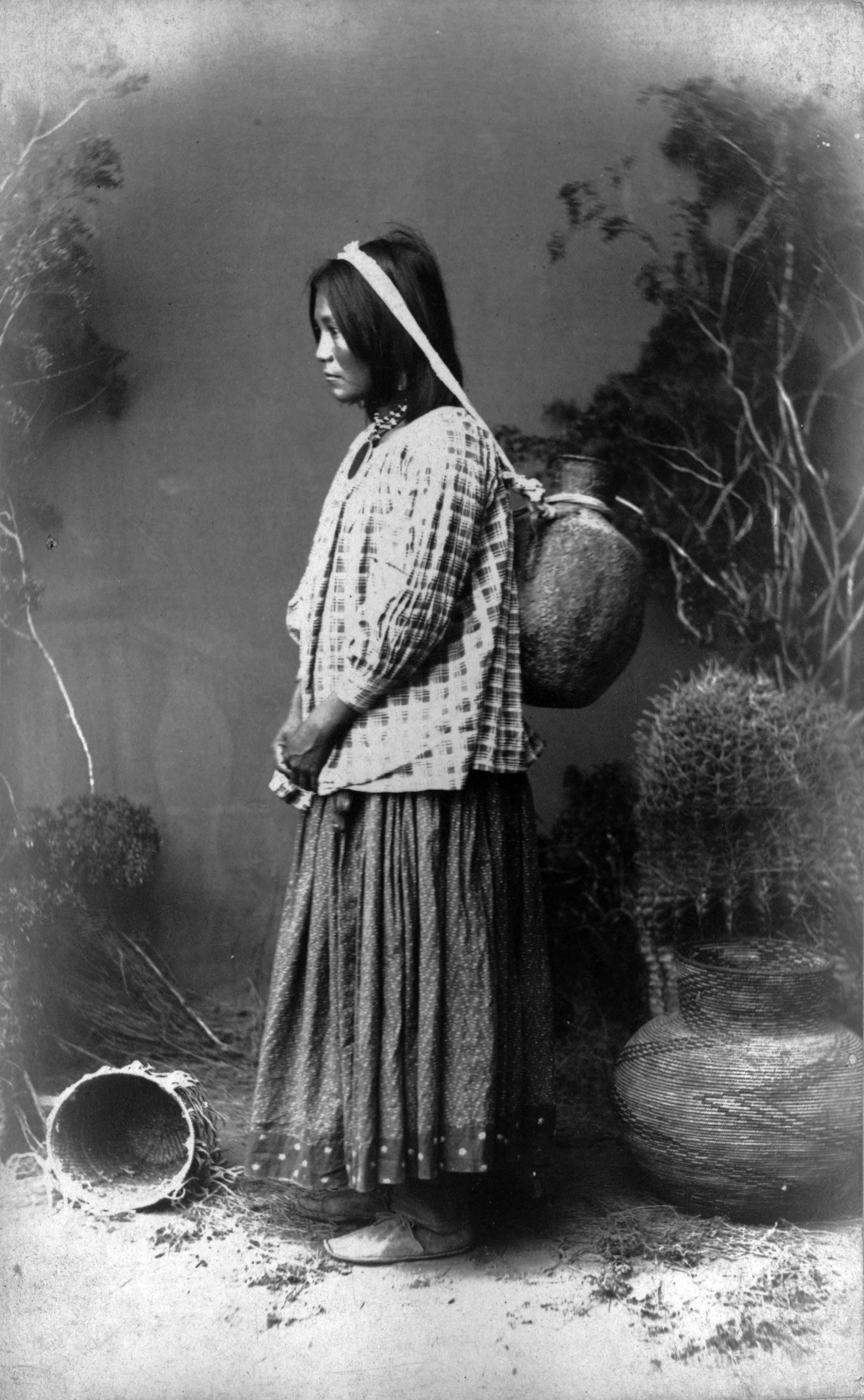 Imiona żeńskie plemienia Apaczów